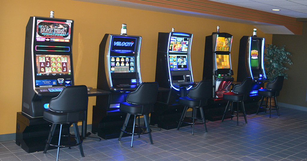 Slot machines games online